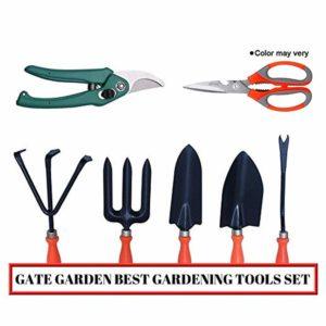 Garden Tool Set - Fork & Trowel