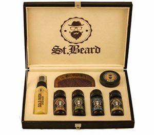 Saint Beard -The All Essential Beard Grooming Kit