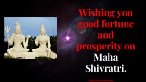 Shivratri Message