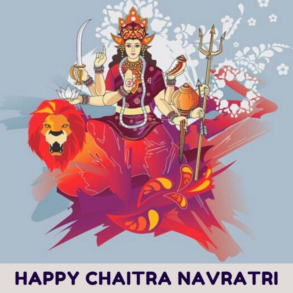 Happy Chaitra Navratri Wishes in English