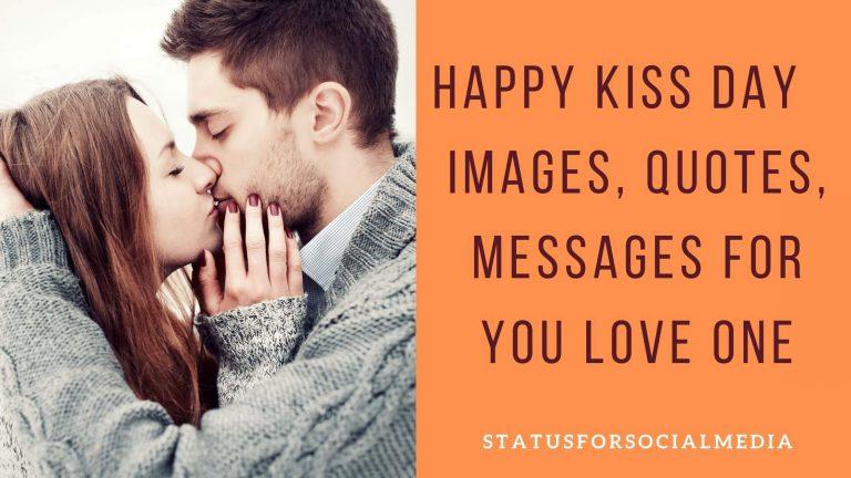 Happy Kiss Day kuwait SFSM