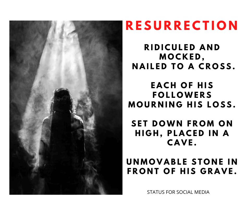 Resurrection - Easter Poem