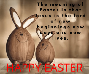 HAPPY EASTER 2020, EASTER 2020