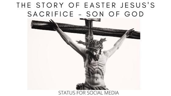 Story of Easter Jesus's Sacrifice - Son of God, EASTER APRIL 2020 USA, UK