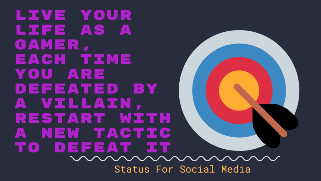 playing gaming status, status on game, gaming status, Status for social media - sfsm
