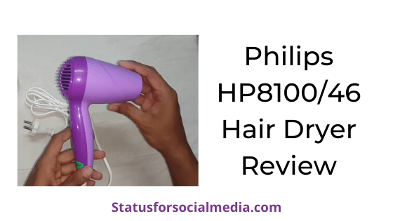 philips hp8100/46 hair dryer - best hair dryer in india 2020