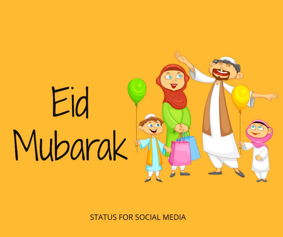 Eid Mubarak Quotes 2021