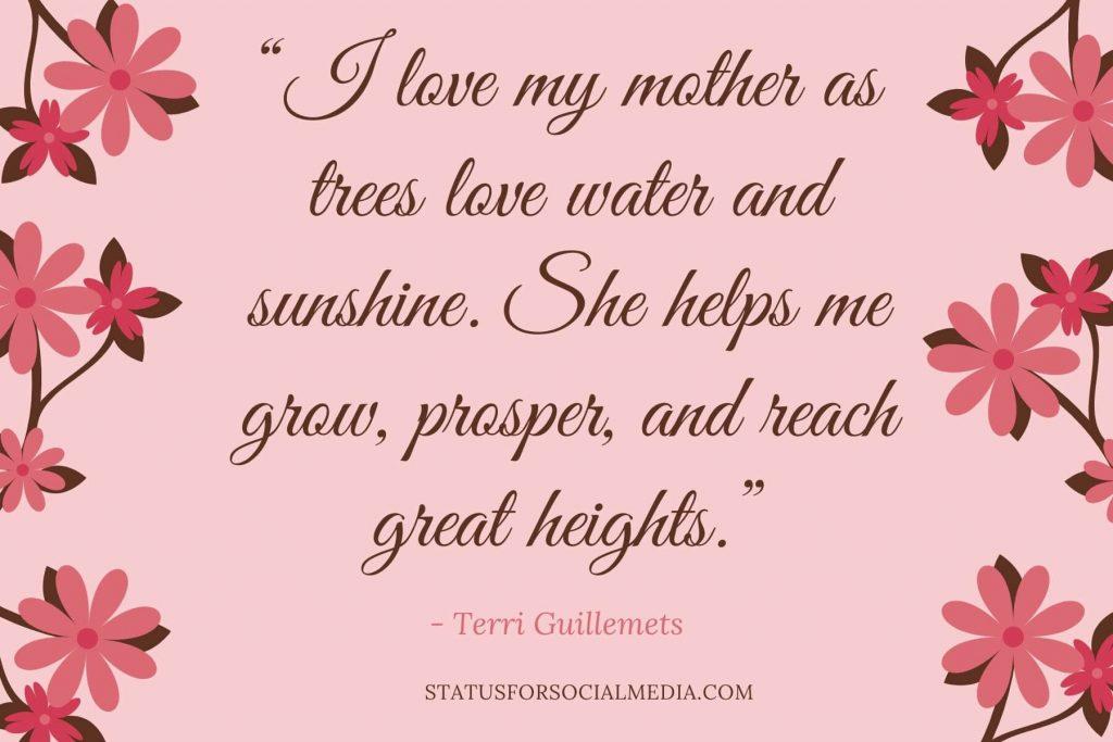 Happy Birthday Mom Wishes - SFSM