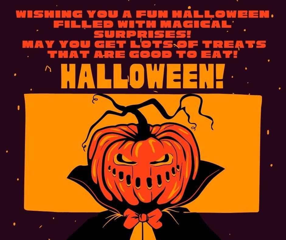 Happy Halloween sfsm