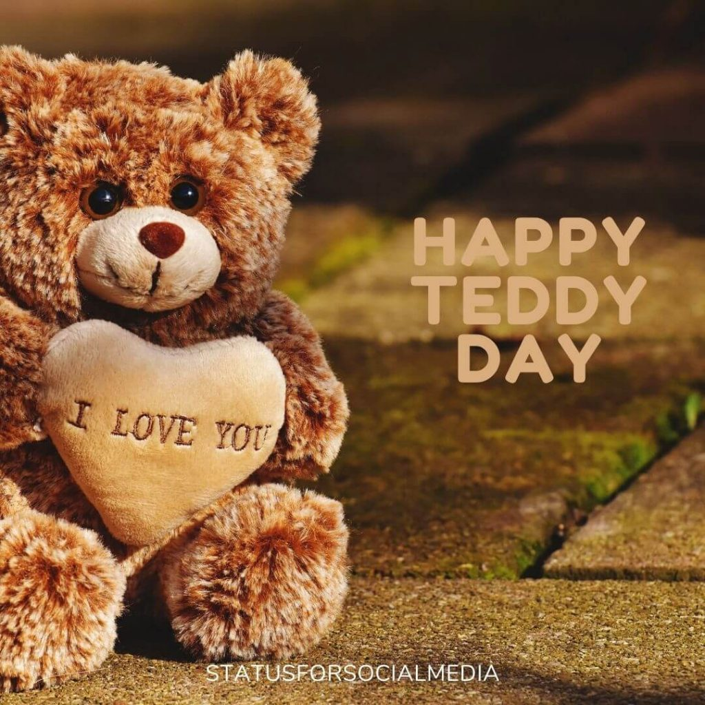 Teddy Day Messages For Boyfriend