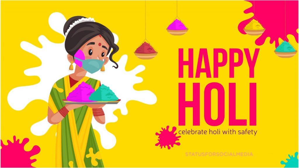 Happy Holi Images | Statusforsocialmedia