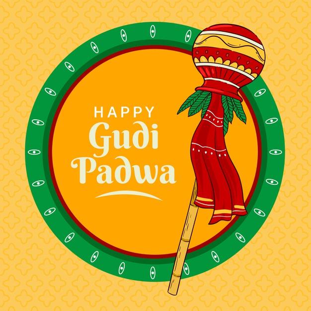 happy padwa Whatsapp Status