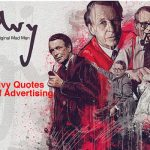 David Ogilvy quotes for advertising
