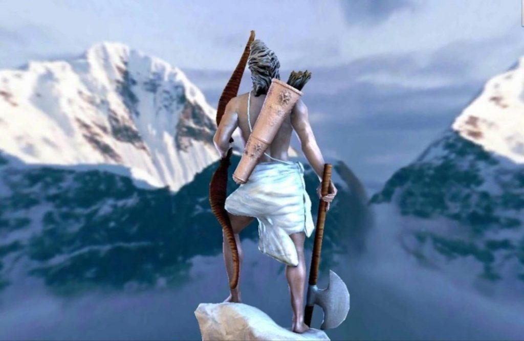 Lord Parshuram quotes in english