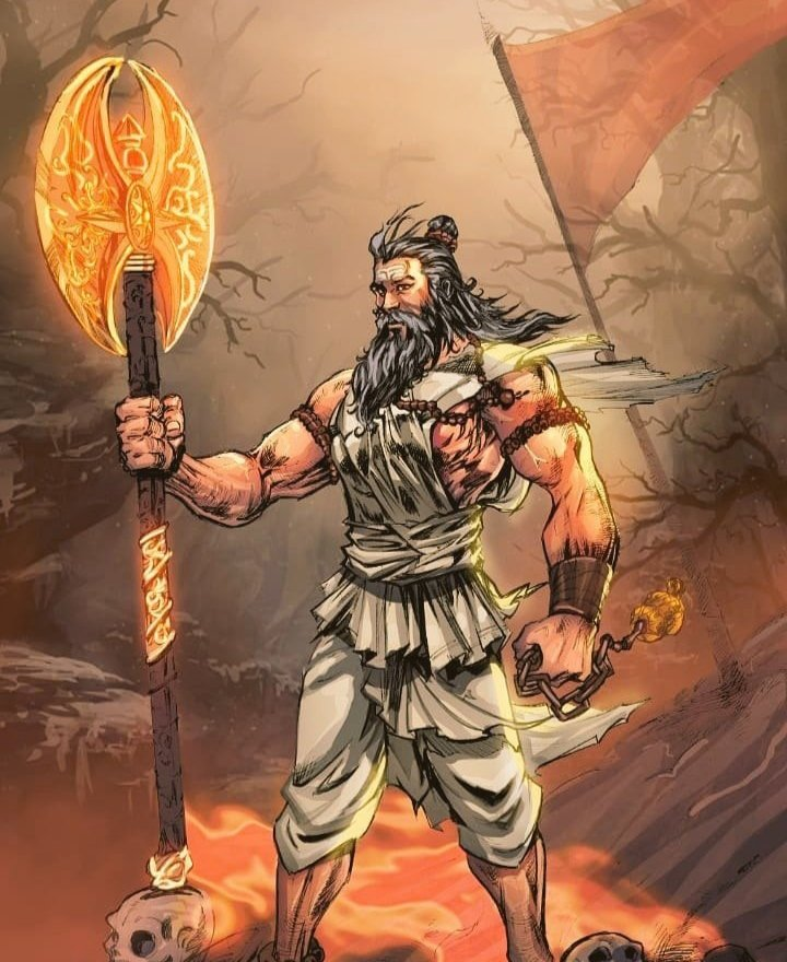 6th Incarnation of God Vishnu