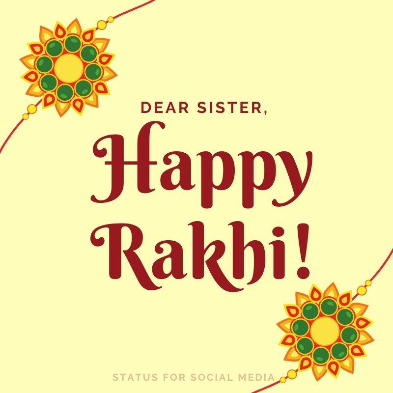 Happy Raksha Bandhan Pic